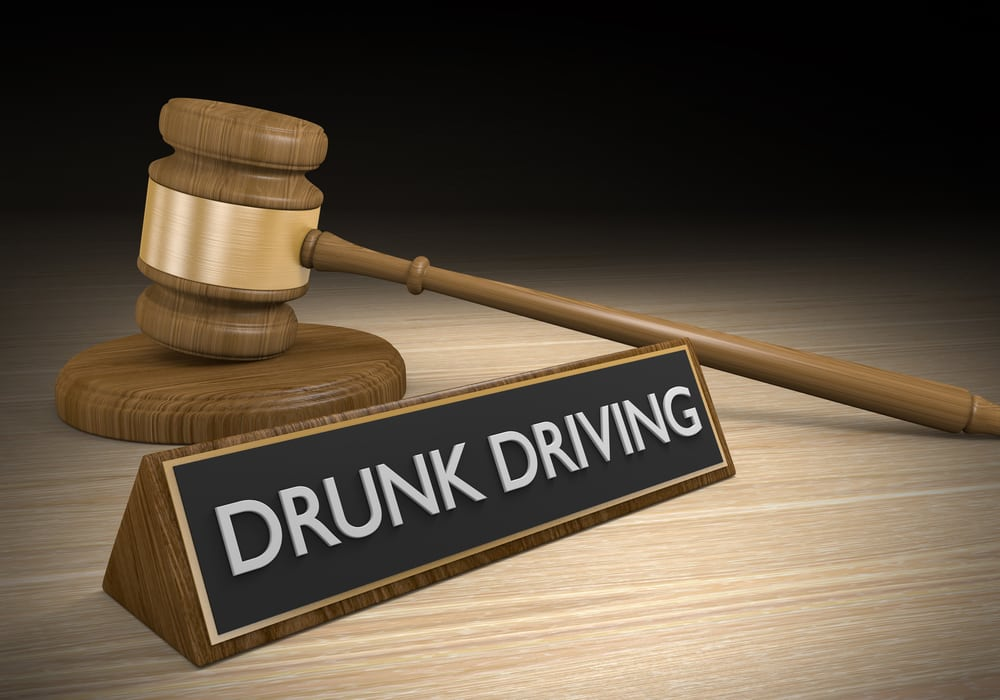 a third offense DWI in Indiana is serious